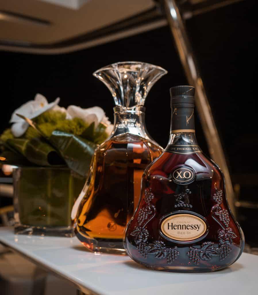 De geschiedenis van Cognac